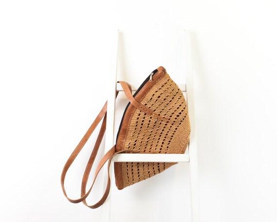 HADITHI sisal handbag from Kenya