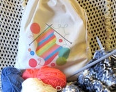 Knitting Project Bag