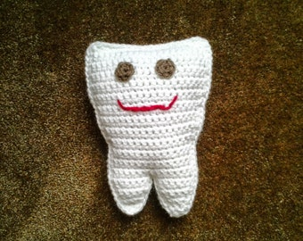 Tooth Fairy Pillow / Tooth Saver / Tooth Fairy Pouch