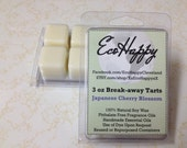 3oz Soy Break away Tarts - You Choose Scent! Over 220 scents to choose from!