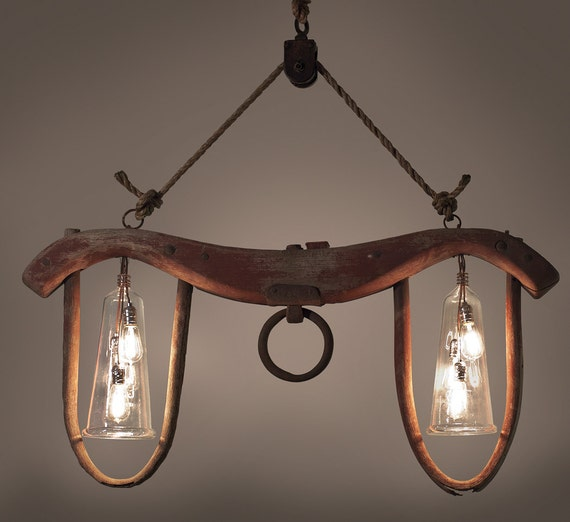Items Similar To Ox Yoke Repurposed Into One Of A Kind