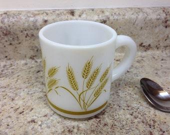 Golden Wheat Coffee Mug