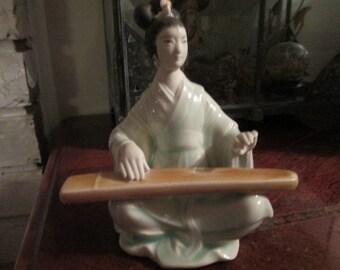 Chinese Female Figurine