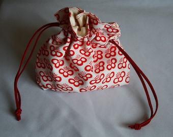 Japanese Silk Bag