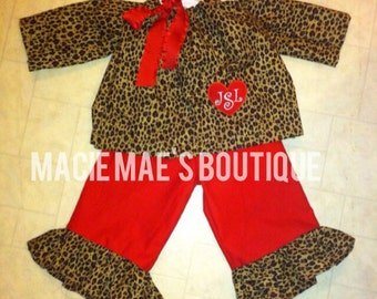 Custom Made Boutique Outfit (YOU CUSTOMIZE)