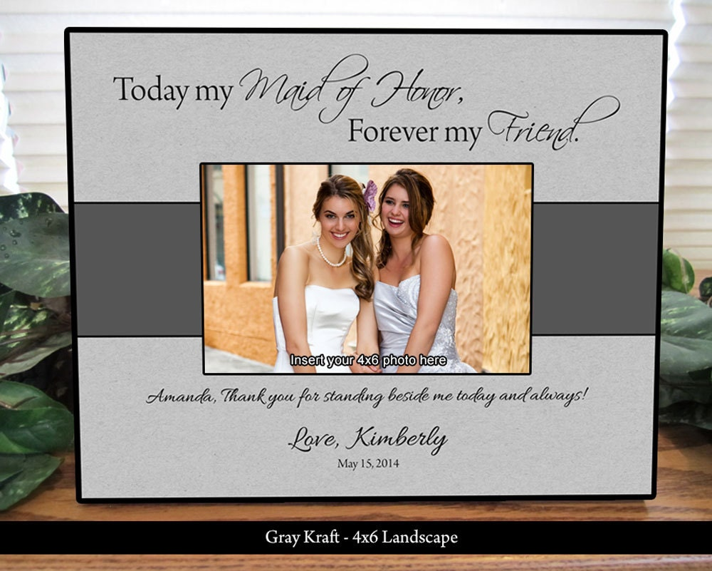 Maid Of Honor Gifts From Bride: Maid Of Honor Gift Matron Of Honor Gift Bridesmaid Gift