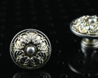 Pearl Knob Drawer Knobs Dresser Knob Cabinet Knobs Pulls