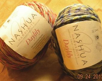 Nashua Day Lilly Knitting Yarn