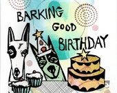 Barking Good Birthday