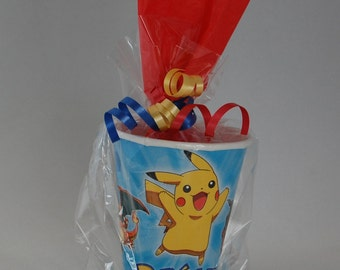 Pokemon Birthday Party Goodie Bags Favors Loot Bags