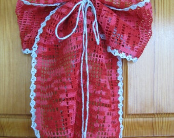 Sale 50% 20.00USD- 10.00USDHand crocheted cotton home decor.