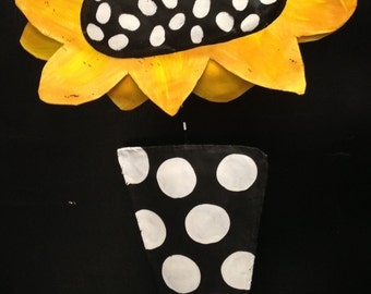 Sunflower Spring or Summer Door decor