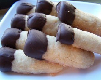 Shortbread, Brown Sugar & Chocolate Cookies -1dz