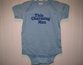 Baby Onesie // This Charming Man // The Smiths