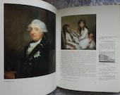 Richard McLanathan, Gilbert Stuart, 1st Edition 1986 illustrated color Plates Portraits Americana Fine Art History Biography Vintage Book