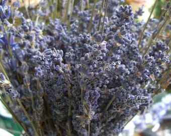 Lavender Flowers Air Dried Premium Blue Fragrant
