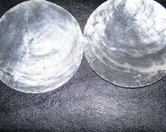 Bulk 12 Capiz Shells, Wholesale Capiz Seashells, Capiz Shells, Round, Square, Rectangle Capiz, Drilled Capiz Shells