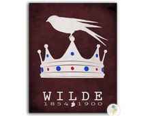 Popular items for the happy prince on etsy for Art and decoration oscar wilde