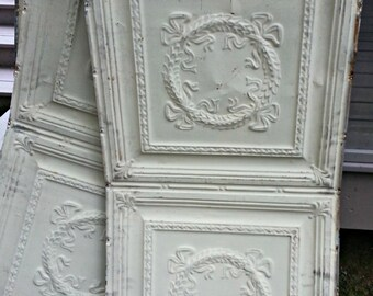 Antique Ceiling Tins