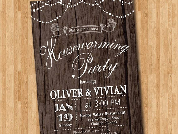 Blank Housewarming Invitations as best invitations sample