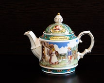 Sadler's Charles Dickens collector's teapot, David Copperfield