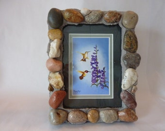 5 x 7 Stone Picture Frame