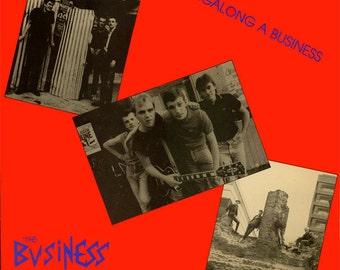 Business Singalong A Business  LP