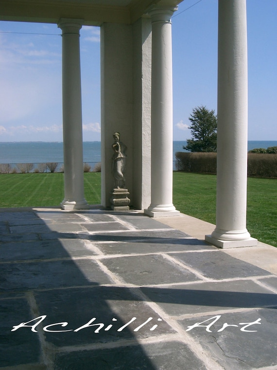 Newport Mansion- Photograph