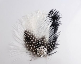 Wedding Fascinator Tiff