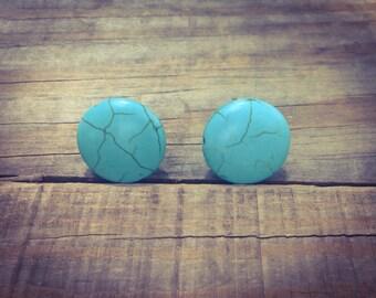 Turquoise Stud