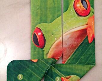 Frogger Sock