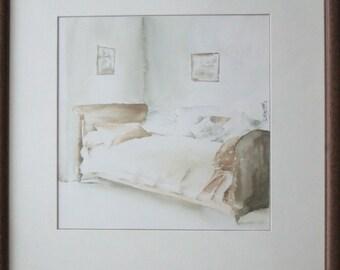 Sepia room