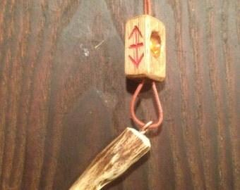 norse germanic pendant