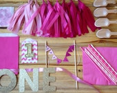 Custom for Clare: Pink Ombré Bash Box