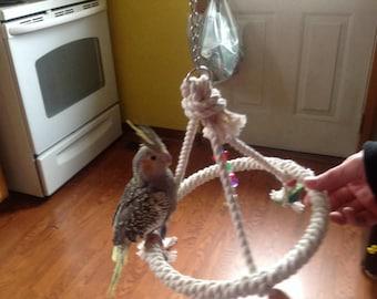 Multi Bird Swing / Bird Toy