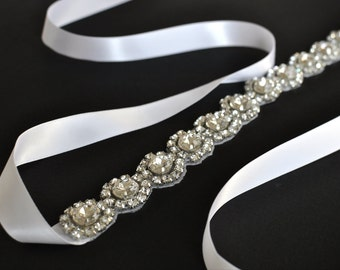 Wedding headpiece, headband, AMELIA, Rhinestone Headband, Wedding Headband, Bridal Headband, Bridal Headpiece, Rhinestone