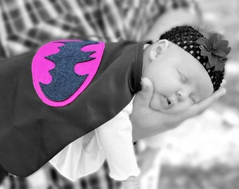 Custom Baby Superhero Cape