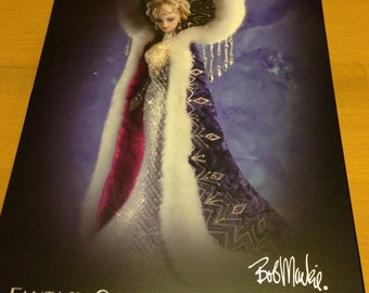 Barbie Fantasy Goddess of the Arctic Designed by Bob Mackie