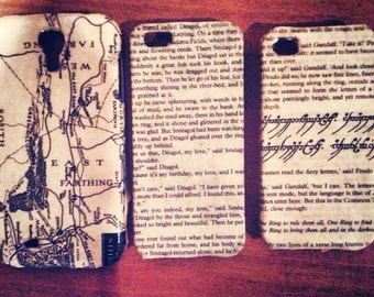 Lord of the Rings or Hobbit Phone Case