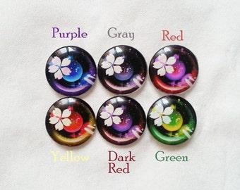 "SA Handmade 12""Blythe / Middle Blythe / Byul / DAL / Pullip / Yeolume custom eye chips - SAKULA"