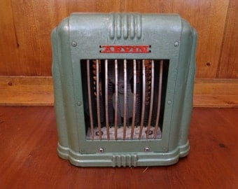 Nearly Pristine Arvin Space Heater Made in 1940's