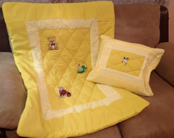 Comforter Set with Pillow Sham