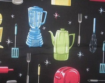 Black Blue Green  Kitchen stuff window curtain valance