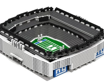 MetLife Stadium-NY Giants, Brick model