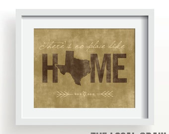 TEXAS - There's No Place Like Home