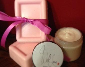 Soap Body Butter Combo Set