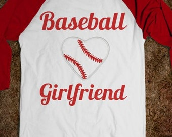 Tee-ball mom shirt by StudioChaseDesigns on Etsy Find this Pin and more on Stuff to Buy by Thelma Pamella Miramontes. Items similar to Baseball girlfriend! Just the front baseball heart w Brayden.