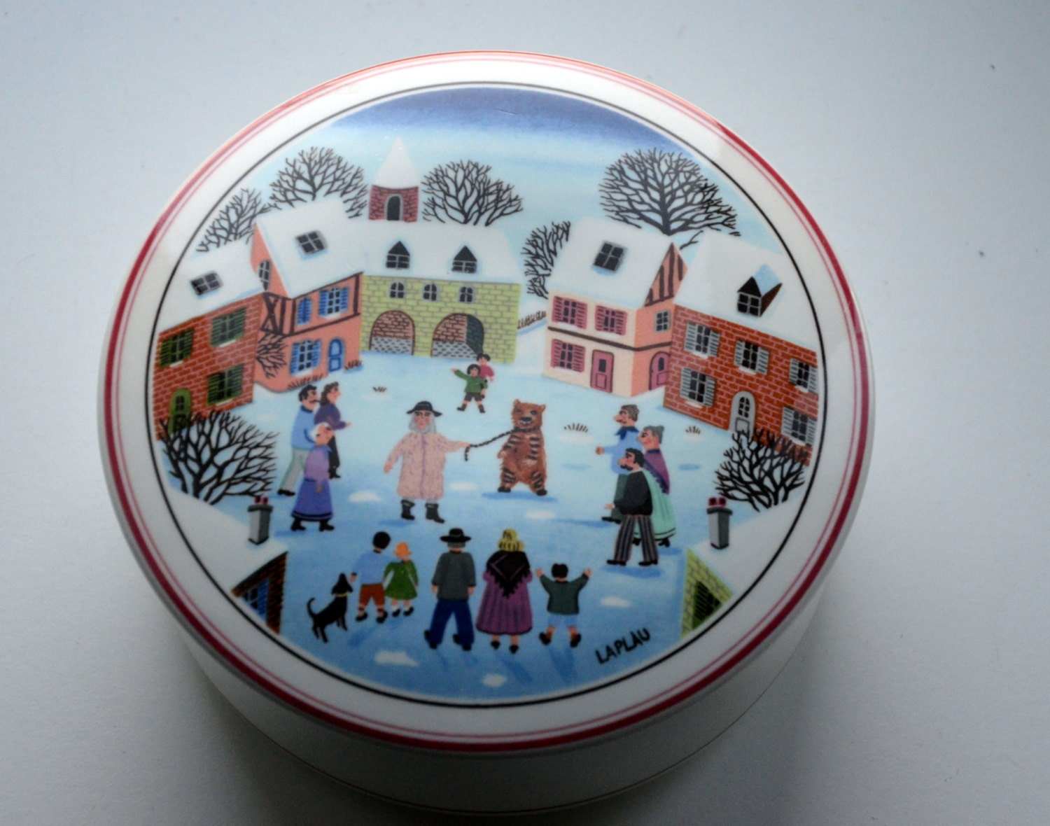 Villeroy and Boch Naif Christmas Porcelain by ...