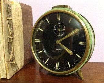 """Antique clock """"vigil"""" // Made in Italy"""