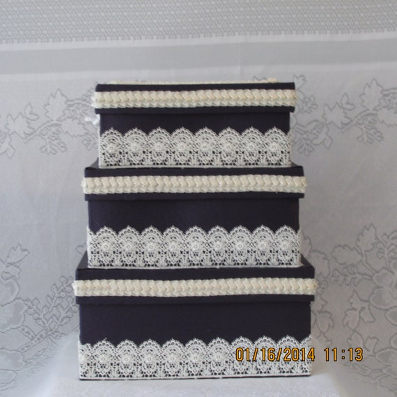 3 Tier Wedding Gift Box : favorite favorited like this item add it to your favorites to revisit ...